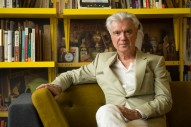David Byrne Speaks Out Against Trump's Proposed NEA Elimination