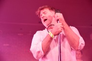 "LCD Soundsystem Debuted A Fourth New Song ""Haircut"" In Brooklyn Last Night"