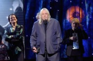 Yes' Rick Wakeman Roasts His Family And Describes His Prostate Exam In Rock Hall Induction Speech