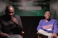 Watch Vince Staples & Hannibal Buress Rate The NBA Tough Guys
