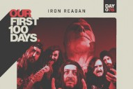 "Iron Reagan – ""Dark Days Ahead"""