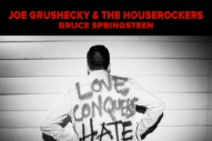 Bruce Springsteen Teams Up With Joe Grushecky For Anti-Trump Protest Song