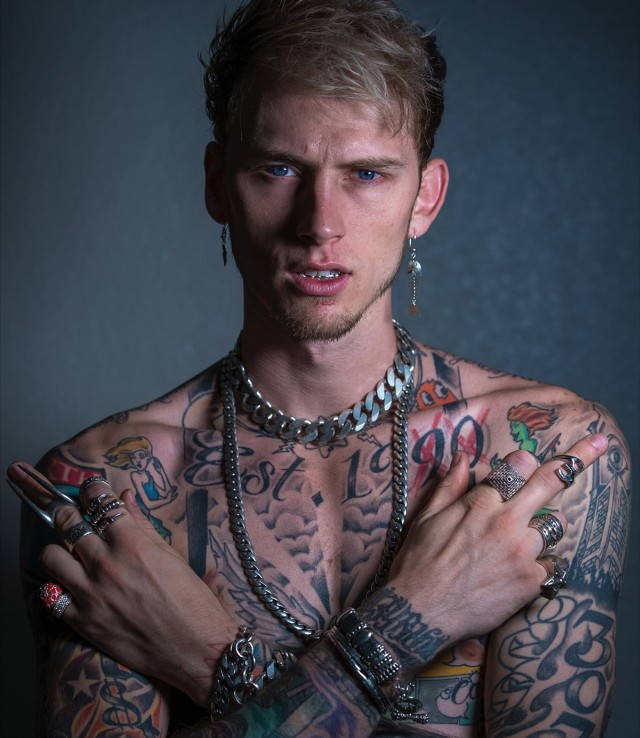 Machine Gun Kelly S New Album Is Inspired By Radiohead S Kid A