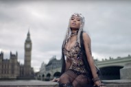 "Nicki Minaj – ""No Frauds"" (Feat. Drake & Lil Wayne) Video"