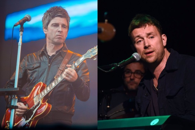 Noel Gallagher And Damon Albarn Both Agree: No One Cares About Liam