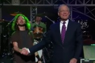 David Letterman To Induct Pearl Jam Into Rock And Roll Hall Of Fame