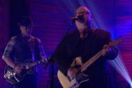 Watch Pixies Bash Out &#8220;Bel Esprit&#8221; On <em>Conan</em>
