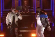 Watch Rick Ross Perform On <em>The Tonight Show</em> With Young Thug &#038; Wale, Eat Pears With Desus &#038; Mero