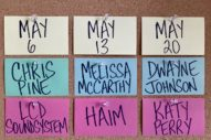 HAIM And Katy Perry Will Close Out <em>SNL</em>&#8217;s Season