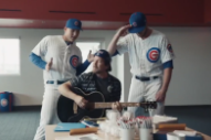 Check Out Eddie Vedder In The Cubs' New Bryzzo Souvenir Company Promo