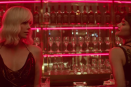 Kanye West x Depeche Mode Mashup Soundtracks Latest <em>Atomic Blonde</em> Trailer
