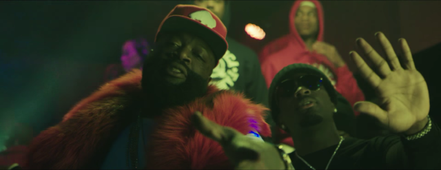 "4751ef738d5 Rick Ross – ""She On My Dick"" (Feat. Gucci Mane) Video (NSFW) - Stereogum"