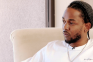 Kendrick Lamar Reveals All About <em>DAMN.</em> To Zane Lowe