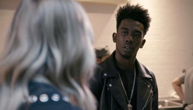 Karlie Kloss Teaches Desiigner About The Horrors Of Climate Change