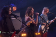 Watch Warpaint Play &#8220;Whiteout&#8221; By Request On <em>Ellen</em>
