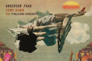 "Anderson .Paak – ""Come Down (Remix Feat. ScHoolboy Q & Ty Dolla Sign)"""