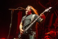 Slayer's Tom Araya Says Americans Are Crybabies