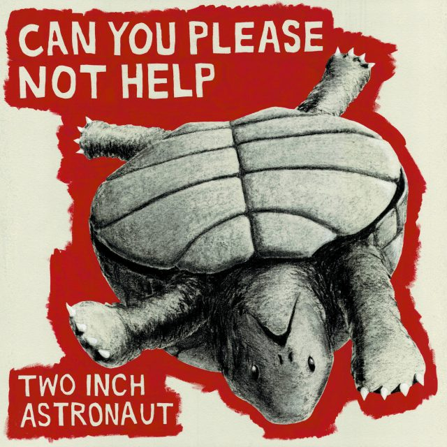 Two Inch Astronaut