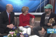 "Watch Bonnie ""Prince"" Billy & His Dogs Cover Merle Haggard On Local Louisville Morning News"