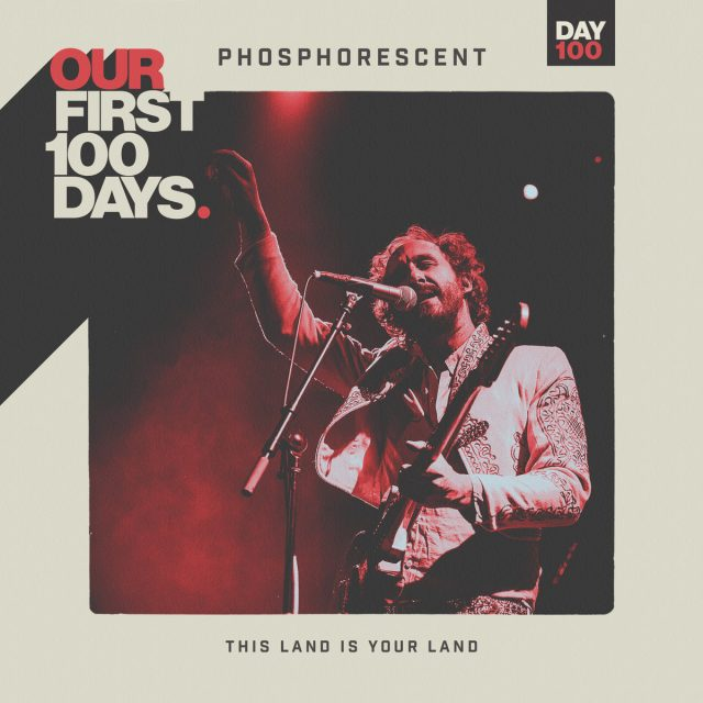 Phosphorescent (Woody Guthrie Cover)