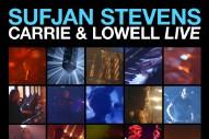 Stream Sufjan Stevens&#8217; <em>Carrie &#038; Lowell Live</em>
