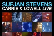 Stream Sufjan Stevens' <em>Carrie & Lowell Live</em>