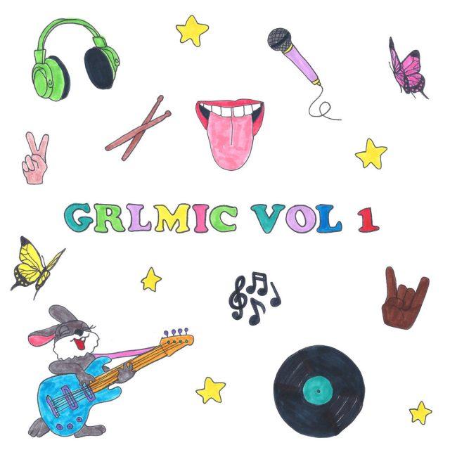 Hear Sad13's Carole King Cover From <em>GRLMIC VOL1</em> Benefit Covers Comp