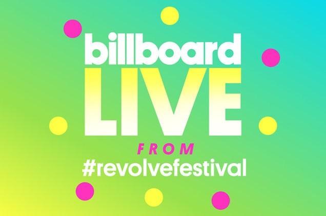 Billboard & Twitter Are Live Streaming #REVOLVEfestival: Watch