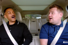 Apple Music's <em>Carpool Karaoke</em> Hits A Roadblock