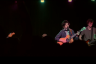 "Conor Oberst – ""Barbary Coast (Later)"" Video"