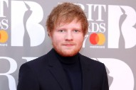 "Ed Sheeran Settles With Songwriters Who Claimed He Stole ""Photograph"""
