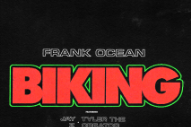 "Frank Ocean – ""Biking"" (Feat. Jay Z & Tyler, The Creator)"