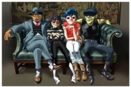 "Gorillaz – ""Let Me Out"" (Feat. Pusha T & Mavis Staples)"