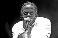 Even Kendrick Lamar's <em>DAMN.</em> Intro Skit Charted On The Hot 100