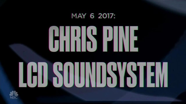 LCD Soundsystem on SNL