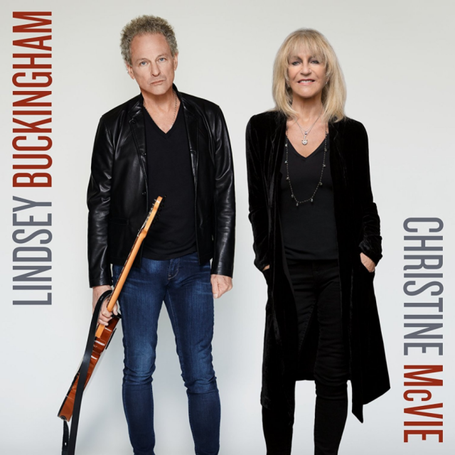 Lindsey Buckingham & Christine McVie -
