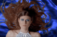 "Lydia Ainsworth – ""Into The Blue"" Video"