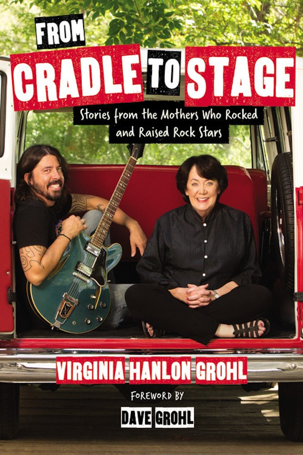 Watch Dave Grohl & His Mom Speak At LA Times Festival Of Books