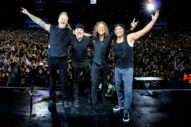 Metallica Help Tribute Band Replace Their Equipment After It's Stolen