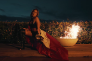 "Tinashe – ""Flame"" Video"