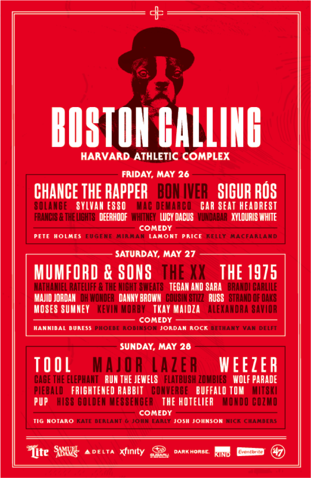 Boston Calling Replaces Natalie Portman Film Fest With Hannibal Buress-Hosted Comedy Expo