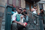 "Jeremih – ""I Think Of You"" (Feat. Chris Brown & Big Sean) Video"
