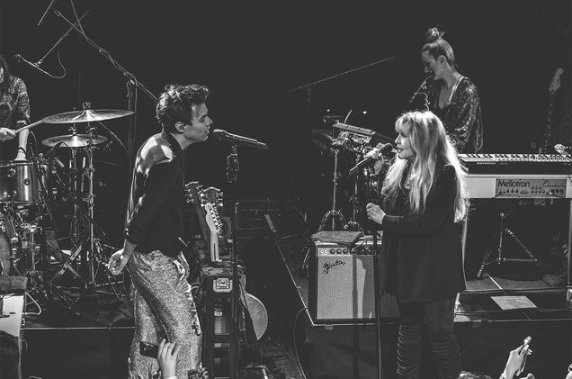 Harry Styles & Stevie Nicks