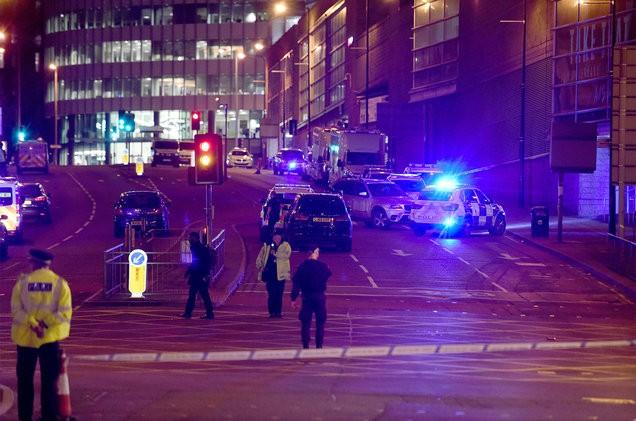 Ariana Grande Terrorist Attack