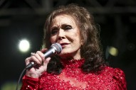 Loretta Lynn Hospitalized After Stroke