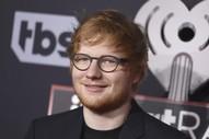 It's A Beautiful Painting Of Ed Sheeran!