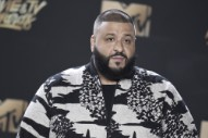 """DJ Khaled Calls Ousted Sony Exec L.A. Reid """"An Amazing Person"""""""