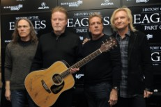 Timothy B. Schmit, Glenn Frey, Don Henley, Joe Walsh