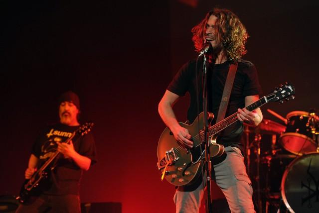Chris Cornell, Kim Thayil