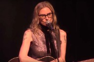 Watch Aimee Mann Play &#8220;Goose Snow Cone&#8221; On <em>A Prairie Home Companion</em>